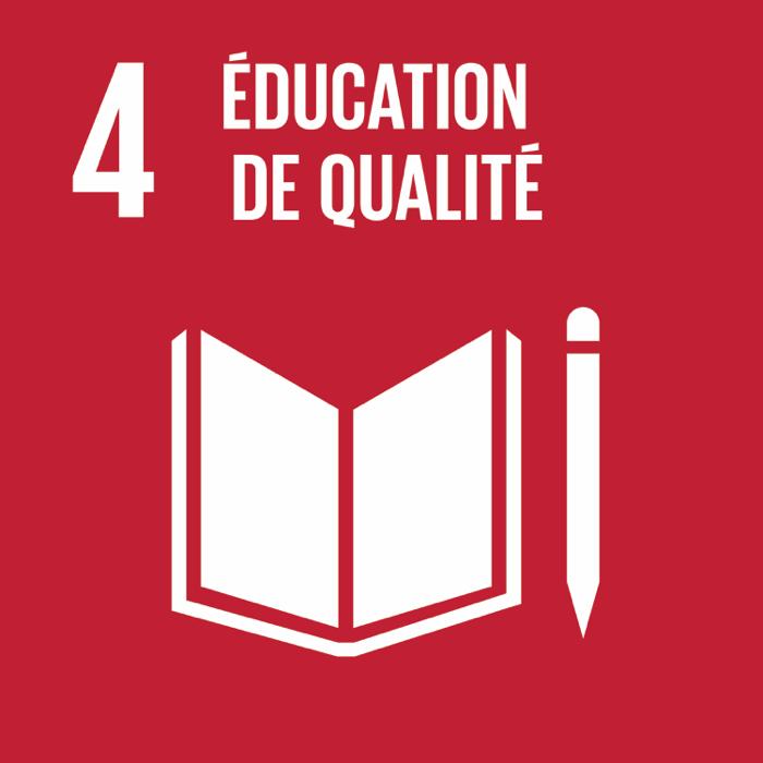 4. Éducation de qualité