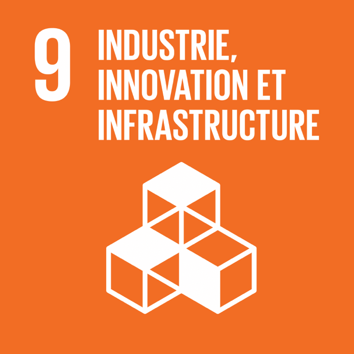 9. Industrie, innovation et infrastructure