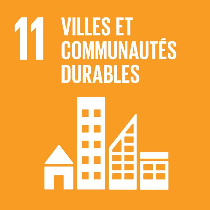 11. Villes et communautés durables