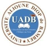 Université Alioune Diop de Bambey – Sénégal